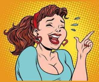 Если жена — шопоголик, то муж как правило — голожопик. - Анекдоты
