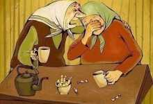 Анекдоты - Слабительное лучше принимать с успокоительным