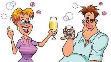 Анекдоты про пьяниц - Пьяный в дpабадан мужик спpашивает у таксиста