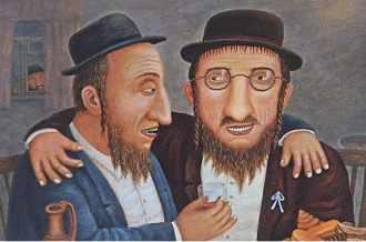 Анекдоты - Еврейская студентка приходит к католическому священнику