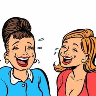 Анекдоты про семью - Ты слышал, от Сергея ушла жена