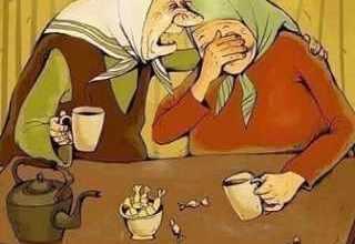 Анекдоты - Дорогая, прошу тебя, постарайся казаться счастливой.