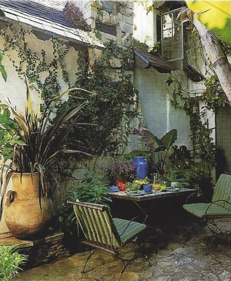 Paul Fortunes Laurel Canyon Home An Eclectic Eccentric
