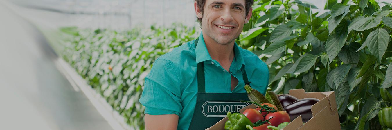 Completa e innovadora gama de frutas y hortalizas españolas