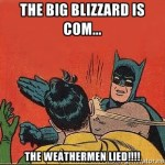 Valentine's day and Blizzardmageddon (lol)