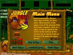 Jungle Fruit Tutorial
