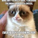 I'm Not Lactose Intolerant!!!