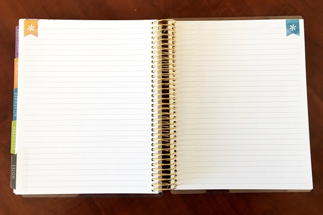 notes pages erin condren