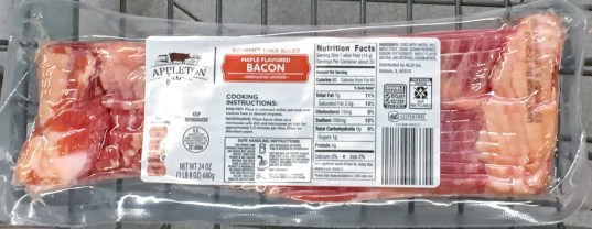 Aldi bacon