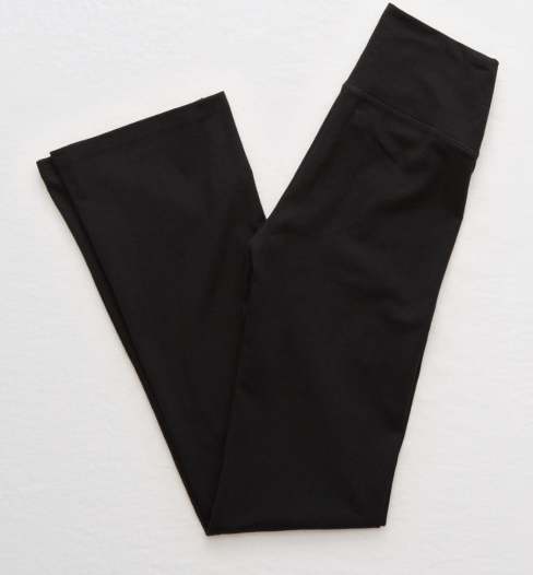Aerie Chill High Waisted Flare Yoga Pants