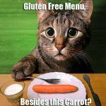 One Year Gluten-Free