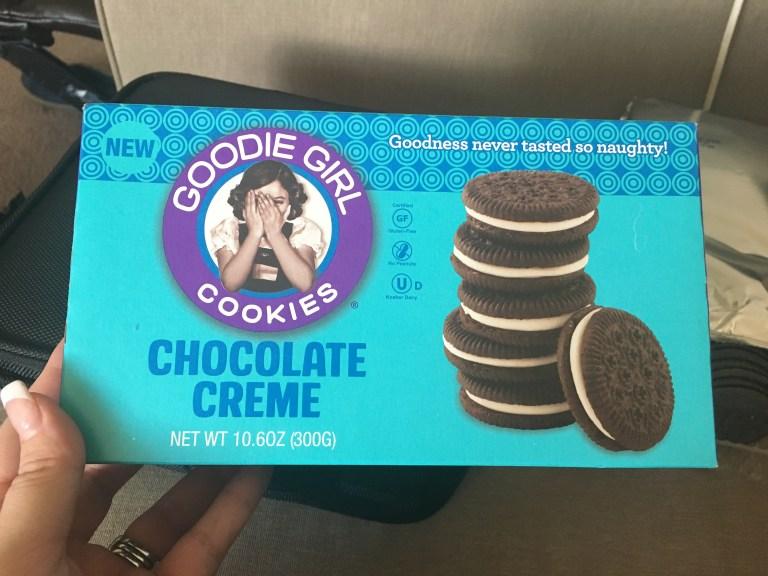 Goodie Girl Cookies Chocolate Creme