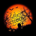 October = Scary Movies