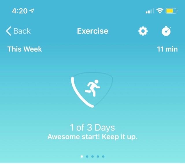 shorts workout
