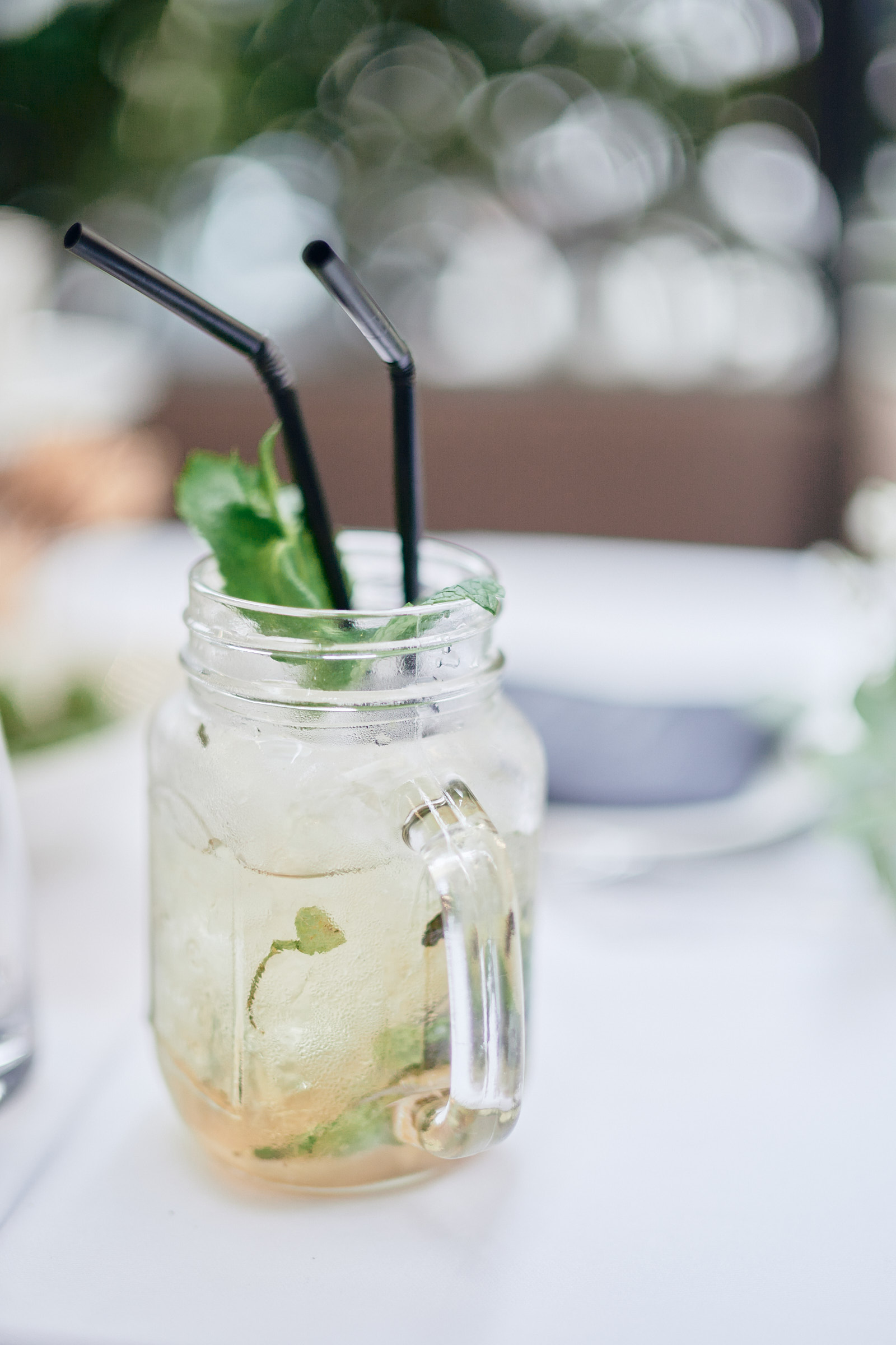 le mojito selon la table de balthazar à rennes