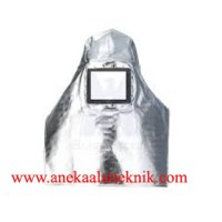Jual Aluminized Hood Blue Eagle AL1