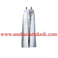 Jual Aluminized Apron Blue Eagle AL7