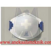 Jual Dust Mask F750 Blue Eagle / Blue Eagle Masker F750