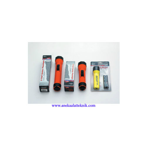 Jual Bright Star 2 Cell Safety Flashlight