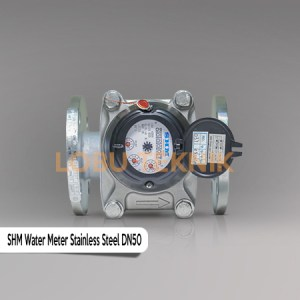 SHM Water Meter Stainless Steel DN50 size 2 inch