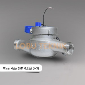 Water Meter SHM Multijet DN32 Stainless Steel