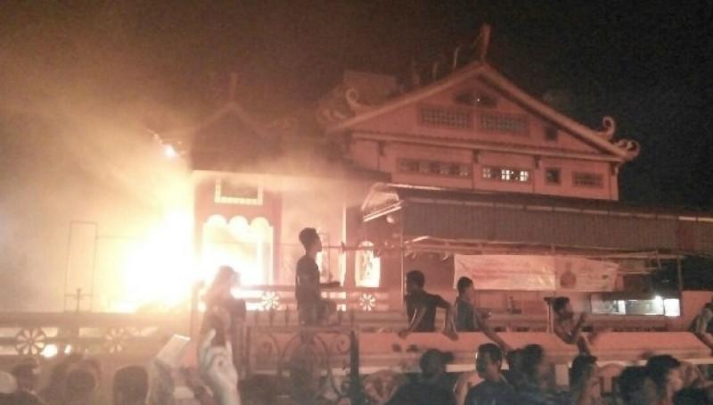 Polisi Buru Pemilik Akun FB Provokator Kerusuhan di Tanjung Balai