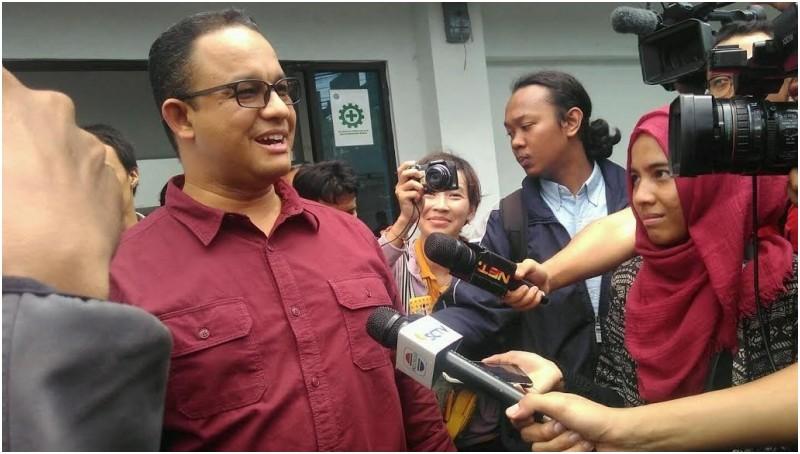 Kontrak Politik dengan Gerindra, Anies Baswedan Tak Bisa Nyapres 2019?