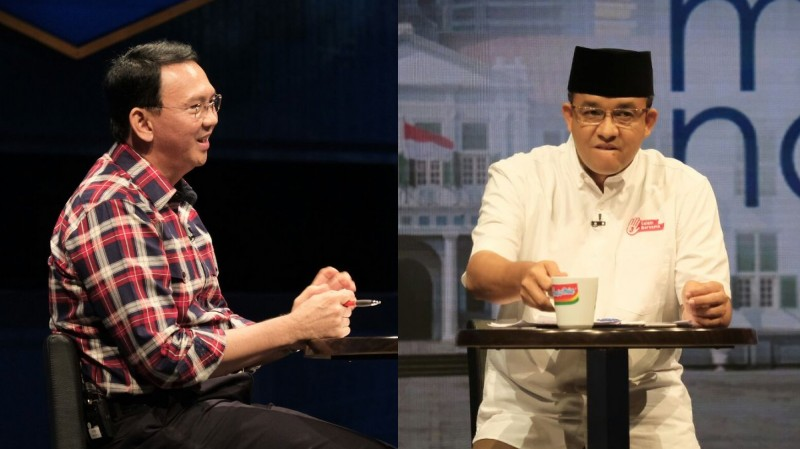 Djarot: Di Debat, Ahok Makin Kalem, Anies Malah Sangat Emosional