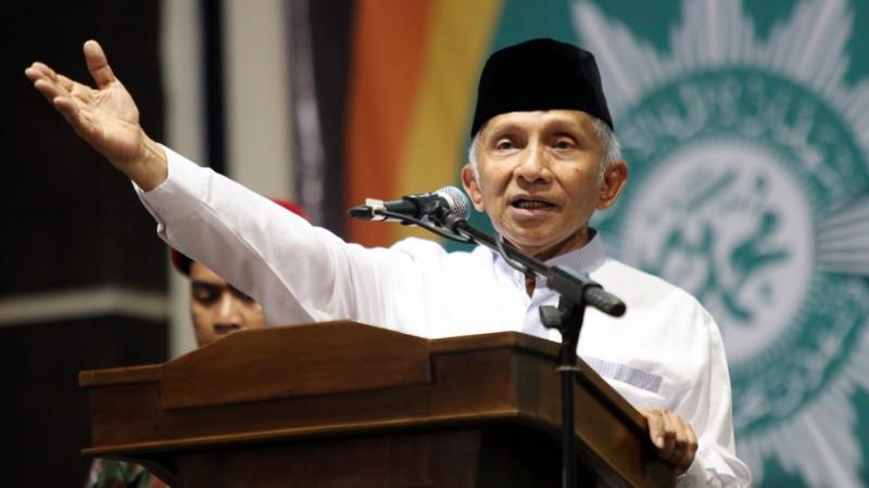Amien Rais: Prabowo Pasti Menang Pilpres karena Didukung Umat Muslim