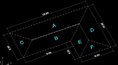 menghitung kebutuhan baja ringan atap jurai luas limasan aneka jasa propertindo