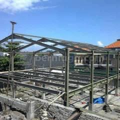 Gambar Baja Ringan Kanopi Jasa Konstruksi Atap Di Tangerang | ...