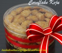 Jual Kue Kering Lebaran Cornflake Keju   Aneka Kue Kering Jogja