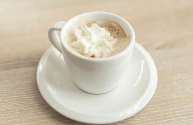 White Morning Coffee