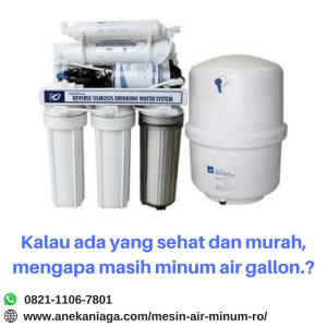 Jual Mesin Air RO di Taman Mini