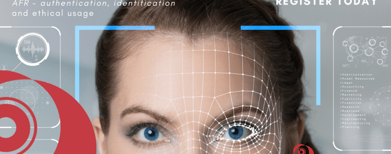 BSIA Image depicting Automatic Facial Recognition