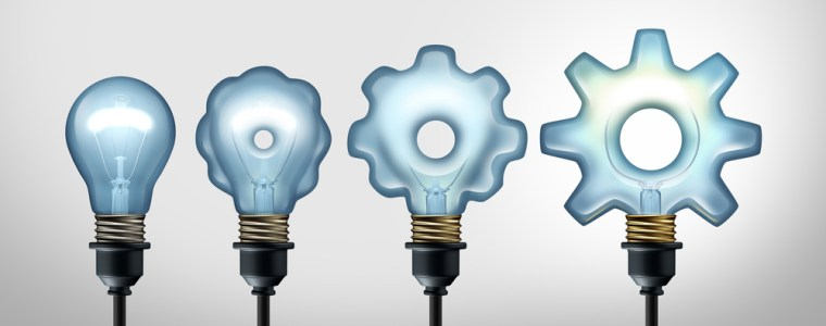 Evolving lighbulbs