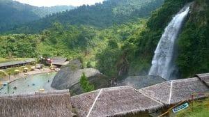 Sentul Angel Falls