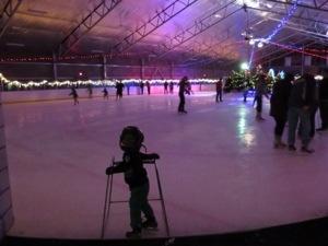 winter wonderland minoru arenas ice skating party