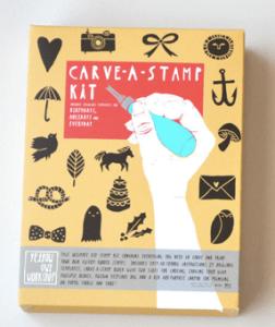 yellow owl workshop stamp kit