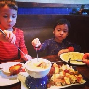 Burgos fondue in vancouver