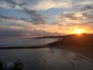 turtle bay resort view