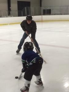 hockey in Seattle