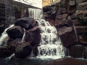 UPS Waterfall Park