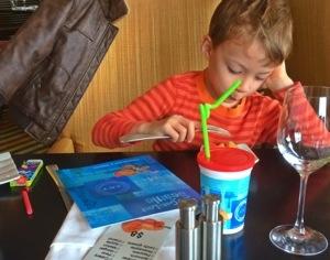 eating downtown seattle wtih kids during restaurant week