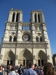 Visiting the Notre Dame