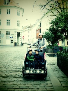 how to bike around copenhagen with kids
