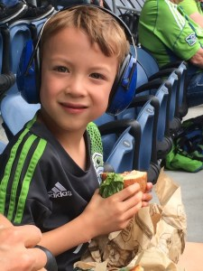specialty's at the sounders games