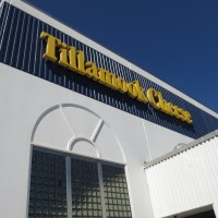 Oh you can't go to the Oregon Coast without stopping at the Tillamook Cheese Factory