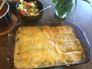 enchiladas from all recipes