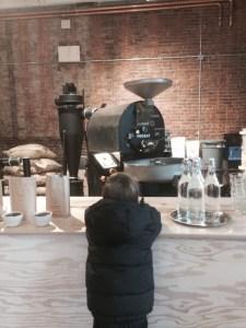 Coffee Roaster in Seattle